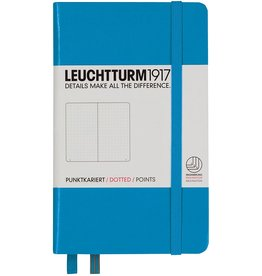 Leuchtturm *40% Off* Azur, Pocket, Dotted