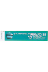 Sanford Turquoise Non-Photo Blue Leads, 12 Pack