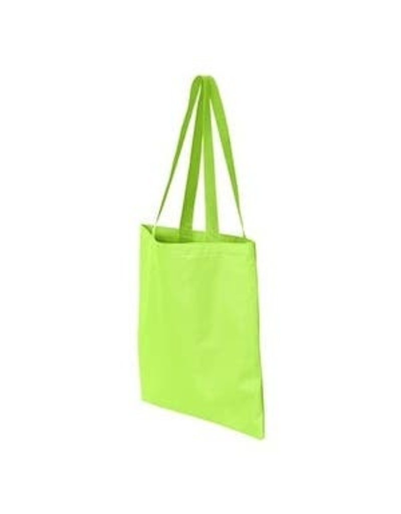 Liberty Liberty Recycled Basic Tote Neon Green
