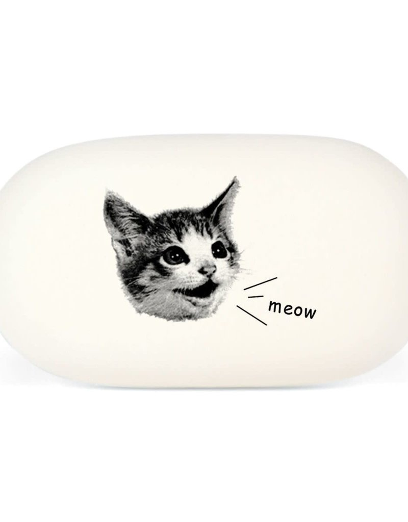 Cavallini Eraser Cavallini Cat Meow