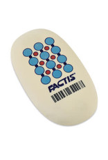 General Pencil Factis Soft Oval Soap Erasers Jumbo