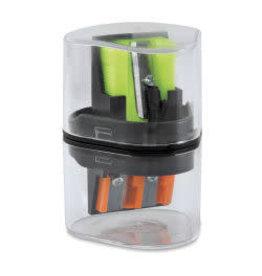 General Pencil Sharpener 3 In 1 9/Tub