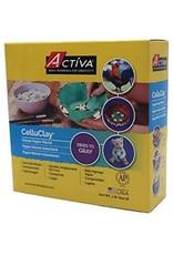 Activa Celluclay Gray Pak 1Lbs