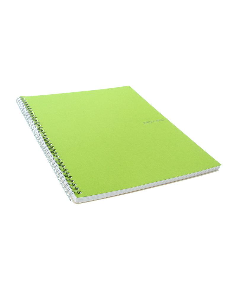 Fabriano Ecoqua Sp Blank Bk Lime A4
