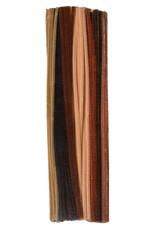 Creativety Street Chenille Stems, Regular, Multi-Cultural Colors 100/Pkg