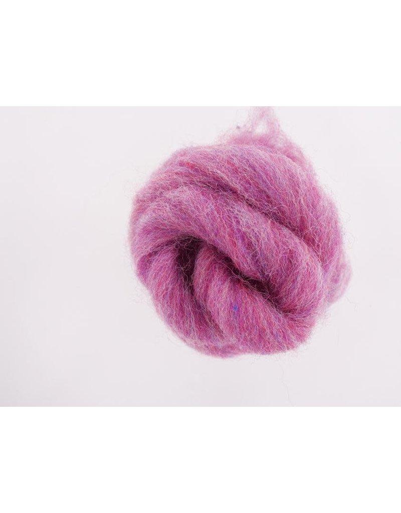 Kraemer Yarns Wool Roving Aster