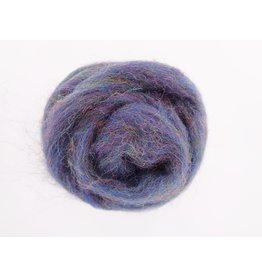 Kraemer Yarns Wool Roving Blue Lagoon