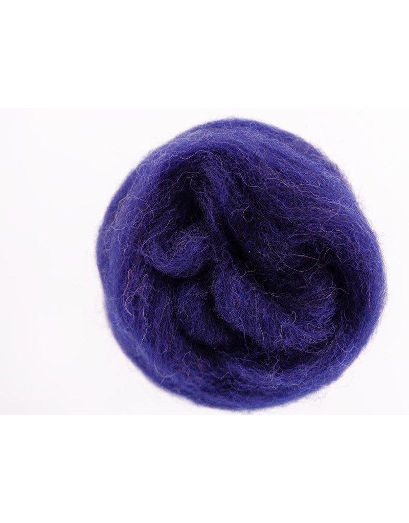Kraemer Yarns Wool Roving Indigo