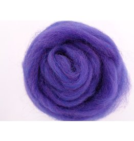 Kraemer Yarns Wool Roving Pansy