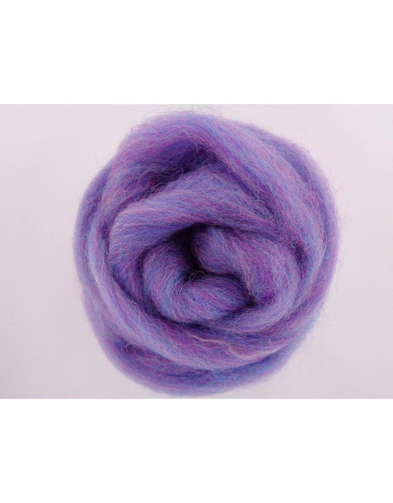 Kraemer Yarns Wool Roving Petunia