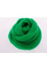 Kraemer Yarns Wool Roving Vibrant Green