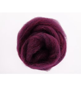Kraemer Yarns Wool Roving Egglpant
