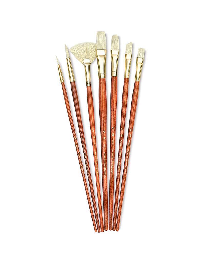 Princeton Real Value Brush Sets, 7-Brush Sets, 9154