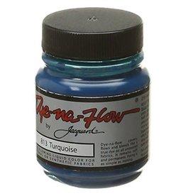 Jacquard Dye-Na-Flow 2.25Oz Turquoise