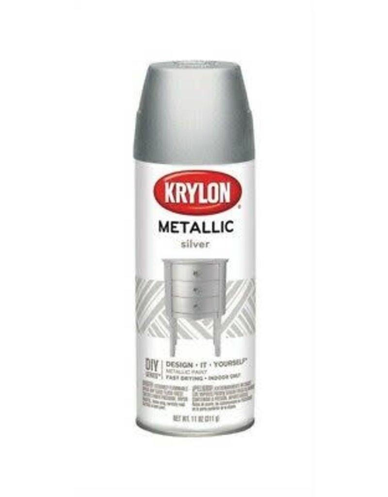 Krylon Krylon Metallic Silver