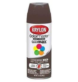 Krylon Krylon Colormaster Gloss Leather Brown