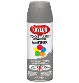 Krylon Krylon Colormaster Gloss Classic Gray