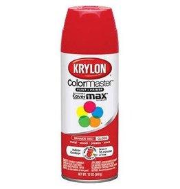 Krylon Krylon Colormaster Gloss Banner Red