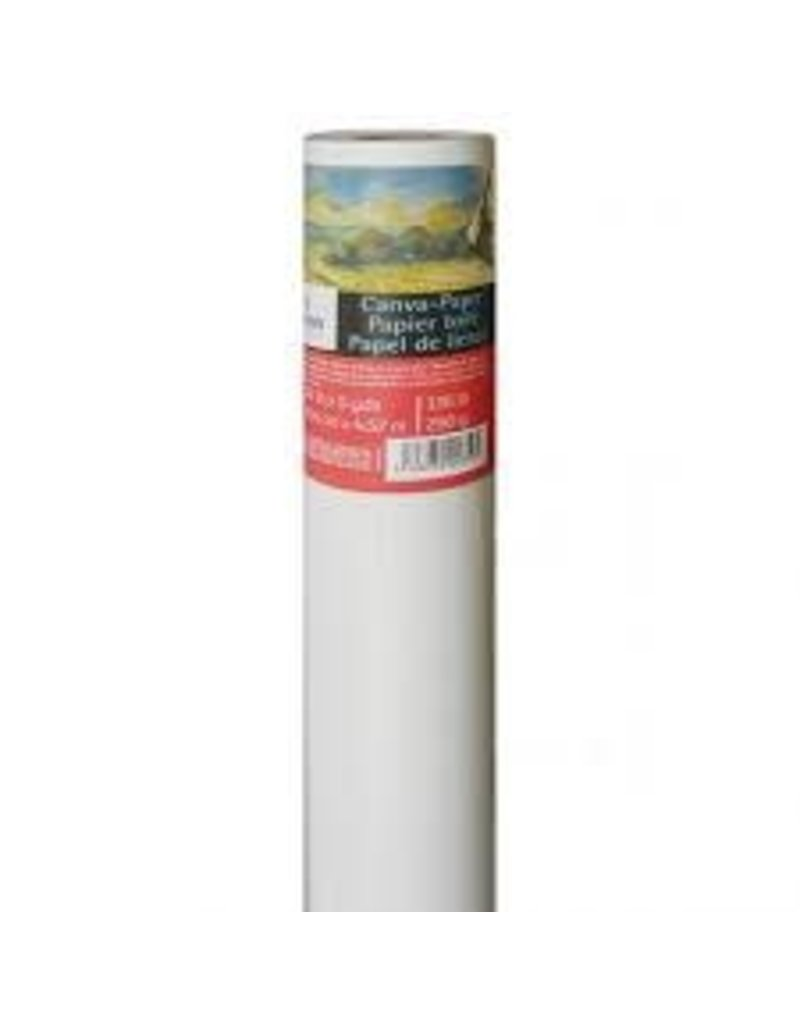 Canson Roll: Canva Paper 48Inx5Yd