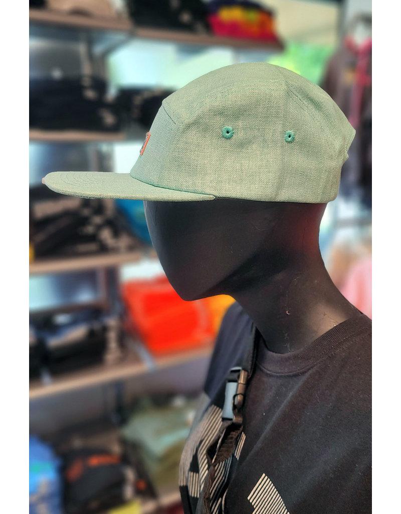 MICA Hemp Camper Hat - Embossed Logo