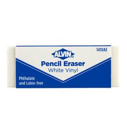 Alvin Alvin White Vinyl Pencil Erasers