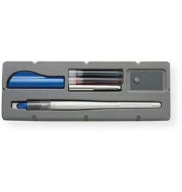 Pilot Parallel Pen 6.0mm Red/Black