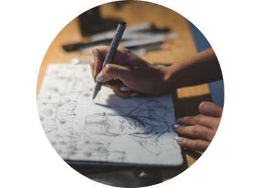 FF161 - Drawing: Tradition & Innovation with  Dara Lorenzo