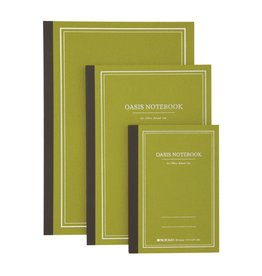 Itoya Notebook Oasis A6 Avocado