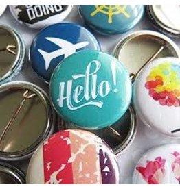 Tecre Button / Pin