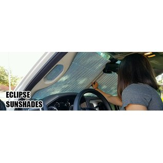 """S4 Partnership 23"""" Eclipse Sunshade w/ Cut Out"""