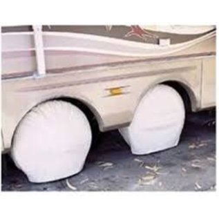 """Adco Ultra Tyre Gard Polar White """"#3"""" 27"""" to 29"""" 1 Pair"""
