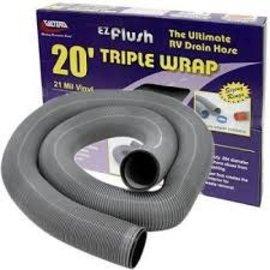 Valterra 20' Triple Wrap Sewer Hose