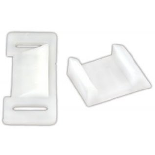 JR Products Cabinet Drawer Lock 2pk