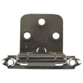 JR Products Self Closing Hinge Satin Nickel