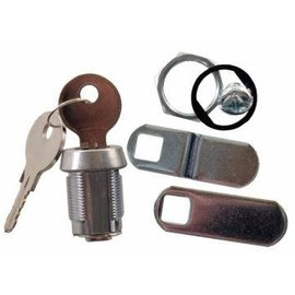 """JR Products Deluxe 7/8"""" Compartment Lock"""