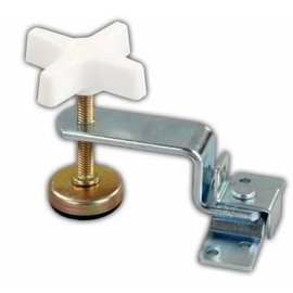 JR Products Extended Fold Out Bunk Clamp Zinc