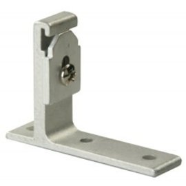 JR Products Wall Bracket for Curtain Track