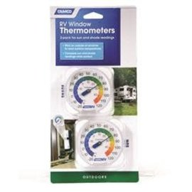 Camco RV Window Thermometers 2pk