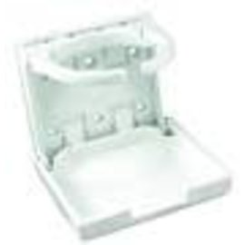 JR Products Cup Holder White