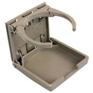 JR Products Cup Holder Tan