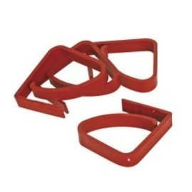 Camco Table Cloth Clamps Red 4pk