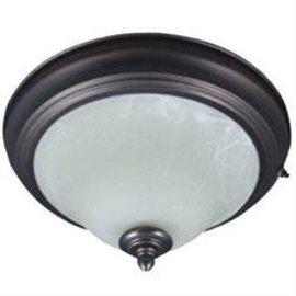 Gustafason Weathered Copper Ceiling Light