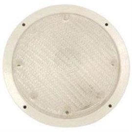 Gustafason Chrome Base Clear Lens Utility Light