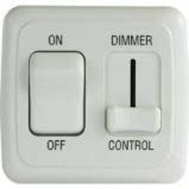 JR Products Dimmer On/Off Switch