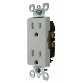 Diamond Group White Receptacle
