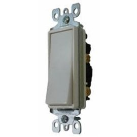 Diamond Group Ivory Decorative Switch