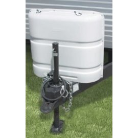 Camco DuaL LP Tank Covers White