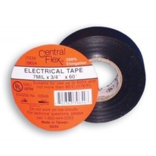 """Electrical Tape 3/4"""" x 60'"""