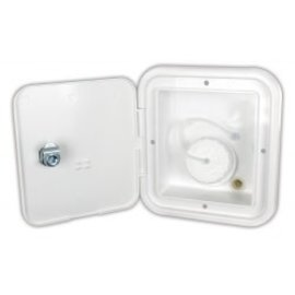 JR Products Gravity Water Hatch, Keylock PW