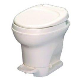 Thetford Aqua Magic V High Foot Flush White